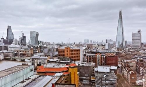 Zdjecie WIELKA BRYTANIA / - / Tate Modern / London, Widok z Tate Modern