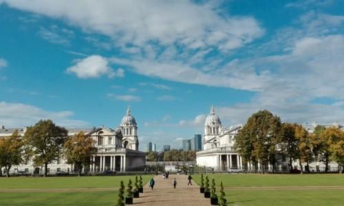 Zdjecie WIELKA BRYTANIA / - / Londyn / Old Royal Naval College