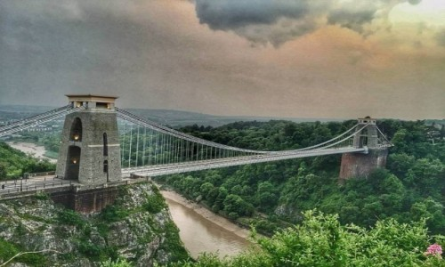 Zdjecie WIELKA BRYTANIA / Bristol / bristol / Clifton Bridge