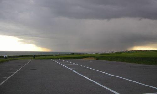 Zdjecie WIELKA BRYTANIA / ANGLIA / BRIGHTON / burza nad Kanal
