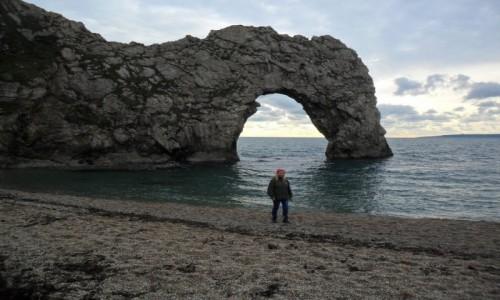 Zdjecie WIELKA BRYTANIA / Dorset / Durdle door / Durdle door
