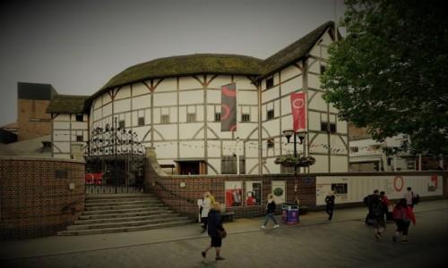 Zdjęcie WIELKA BRYTANIA / Londyn / . / Shakespeare's Globe