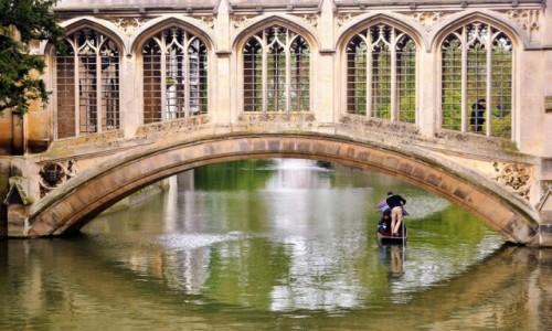 Zdjecie WIELKA BRYTANIA / Cambridge / Cambridge / Cambridge
