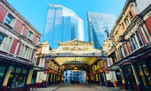 Zdjecie WIELKA BRYTANIA / Londyn  / Londyn  / London city