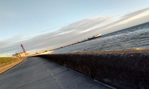 Zdjecie WIELKA BRYTANIA / Blackpool / Blackpool / Blackpool by the ocean