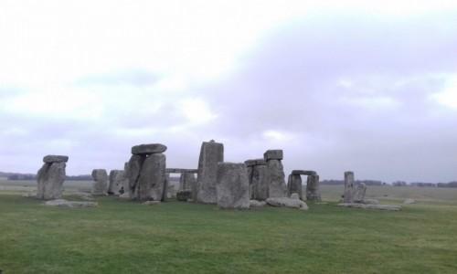 Zdjecie WIELKA BRYTANIA / Salisbury / Stonehenge / Stonehenge