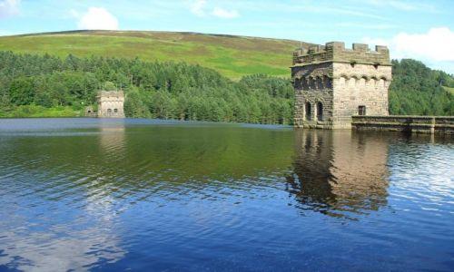 Zdjecie WIELKA BRYTANIA / Yorkshire / okolice Shefield / duzo wody