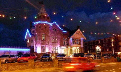 Zdjęcie WIELKA BRYTANIA / Lancashire / Blackpool / Bajkowy zamek, a naprawdę to kasyno