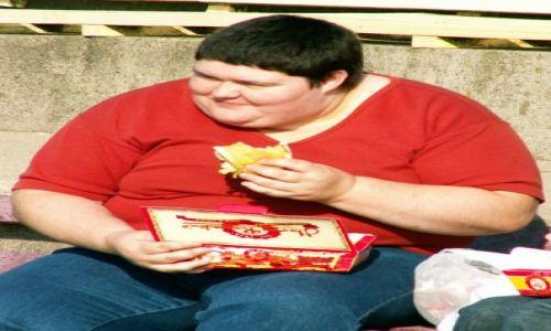 Zdjecie WIELKA BRYTANIA / Lancashire / Blackpool / Zdrowy apetyt