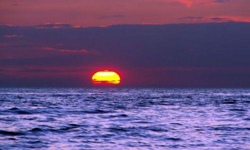 Zdjęcie WIELKA BRYTANIA / Anglia / Fleetwood / Zachód słońca 09