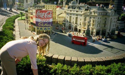 Zdjęcie WIELKA BRYTANIA / UK / Londyn / LEGOLAND- w jeden dzien