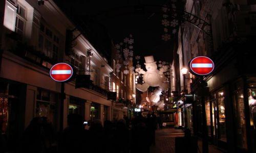 Zdjecie WIELKA BRYTANIA / Anglia / Londyn / Swiateczny Londyn
