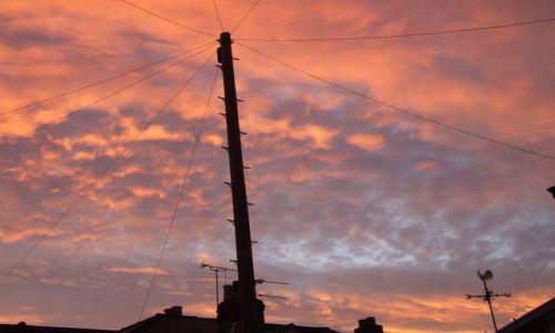 Zdjęcie WIELKA BRYTANIA / Gloucestershier / Gloucester / niebo