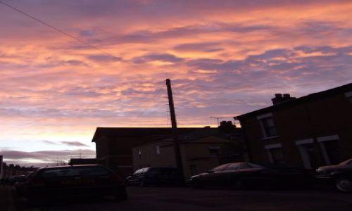 Zdjęcie WIELKA BRYTANIA / Gloucestershier / Gloucester / ulica