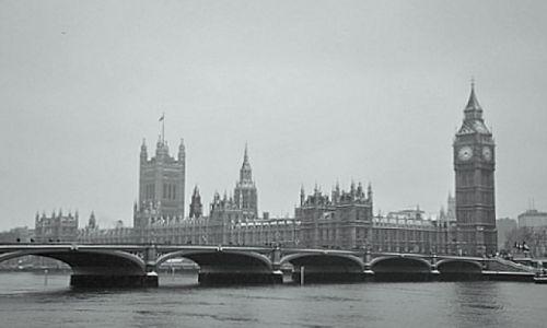 Zdjęcie WIELKA BRYTANIA / Anglia / Londyn / Zimowy widok