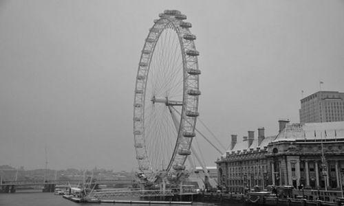 Zdjęcie WIELKA BRYTANIA / Anglia / Londyn / Oko Londynu