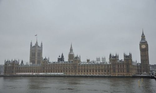 Zdjecie WIELKA BRYTANIA / Anglia / Londyn / Parlament