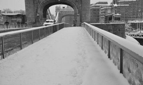 Zdjecie WIELKA BRYTANIA / Anglia / Londyn / Na moscie Tower Bridge