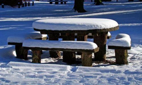 Zdjecie WIELKA BRYTANIA / Derbyshire / Peak District / zimowy klimacik