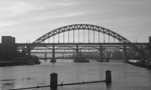 Zdjecie WIELKA BRYTANIA / Nort East UK / Newcastle / mosty