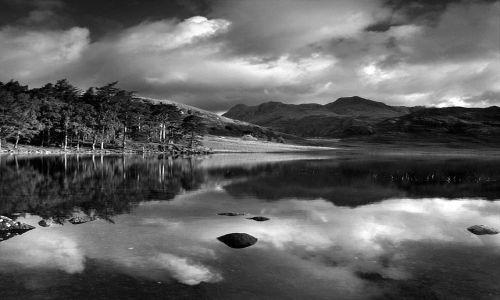 Zdjęcie WIELKA BRYTANIA / Lake District / Anglia / Blea Tarn