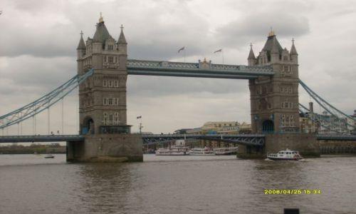 Zdjecie WIELKA BRYTANIA / brak / Most / Londyn
