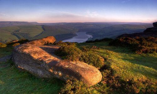 Zdjecie WIELKA BRYTANIA / Derbyshire / Derwent Valley / Derwent Valley