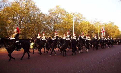 Zdjecie WIELKA BRYTANIA / Londyn / centrum / Parada zwycięzców..