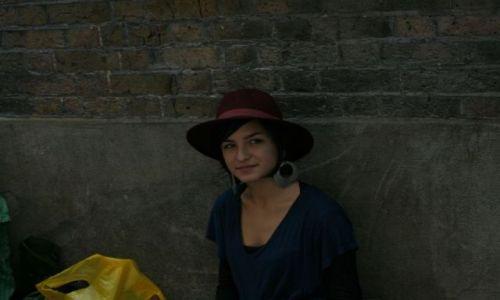 Zdjecie WIELKA BRYTANIA / Brick Lane / Londyn / interpretacja d
