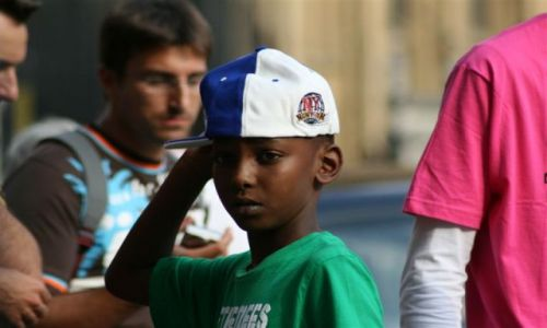 Zdjecie WIELKA BRYTANIA / brak / Londyn / Turyści z Somal