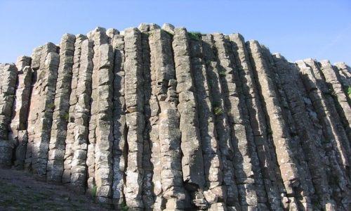 Zdjecie WIELKA BRYTANIA / Irlandia Polnocna / Colreine / Giant's Causeway