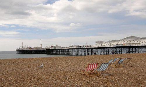 Zdjecie WIELKA BRYTANIA / Sussex / Brighton / Molo