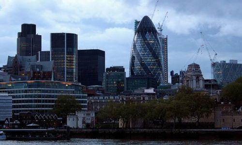 WIELKA BRYTANIA / - / Londyn / Londyńskie Cygaro