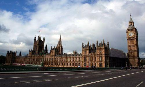 WIELKA BRYTANIA / - / Londyn / Parlament i Big Ben