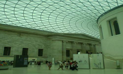 Zdjecie WIELKA BRYTANIA / Londyn / British Museum / British Museum