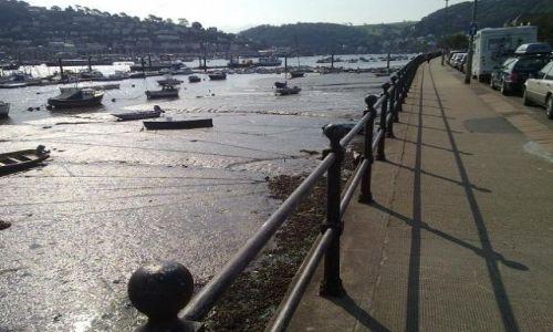 Zdjęcie WIELKA BRYTANIA / Devon / Dartmouth / Port w Dartmouth