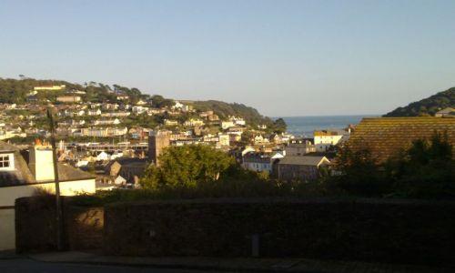 Zdjęcie WIELKA BRYTANIA / Devon / Dartmouth / Widok na Dartmouth