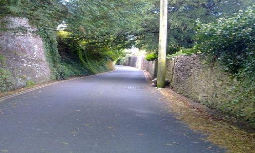 Zdjęcie WIELKA BRYTANIA / Devon / Dartmouth / Droga do domu