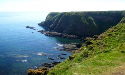 Zdjecie WIELKA BRYTANIA / Cornwall / Land's End / na krańcu...