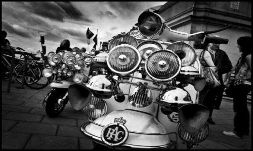 Zdjecie WIELKA BRYTANIA / - / Brighton  / Brighton Mod Weekend 2010