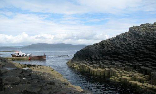 Zdjęcie WIELKA BRYTANIA / Szkocja / Staffa / Iona