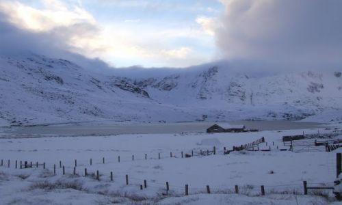 Zdjecie WIELKA BRYTANIA / Snowdonia / snowdonia / zima2
