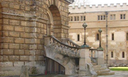 WIELKA BRYTANIA / Oxfordshire / Oxford / Radcliffe Camera