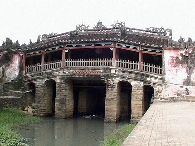 Zdjęcia: Hoi An, Srodkowy Wietnam, Most Japonski, WIETNAM
