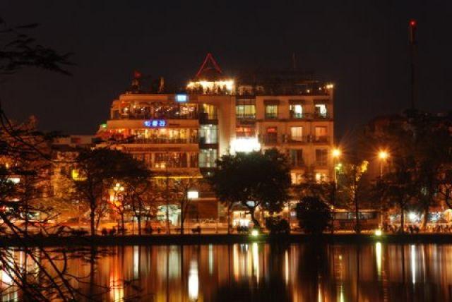 Zdjęcia: Le Tai To, Hanoi, Hanoi noca, WIETNAM