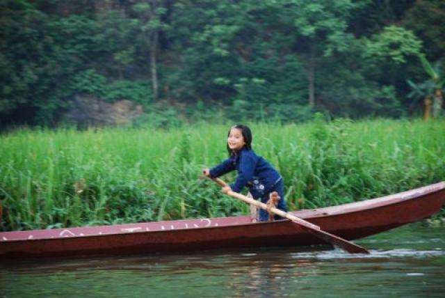 Zdjęcia: 50 km. od Hanoi, Pagoda Huong, Na szlaku, WIETNAM