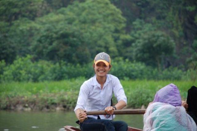 Zdj�cia: 50 km. od Hanoi, Pagoda Huong, Wietnamskie kobiety, WIETNAM