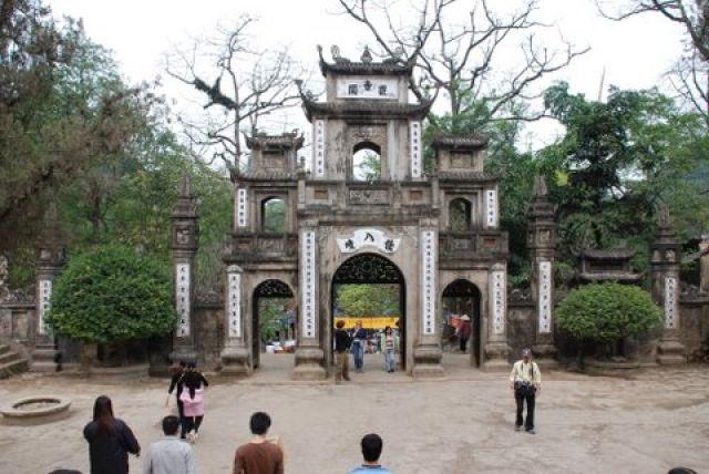 Zdjęcia: Huong Pagoda, 50 km. od Hanoi, Huong Pagoda, WIETNAM