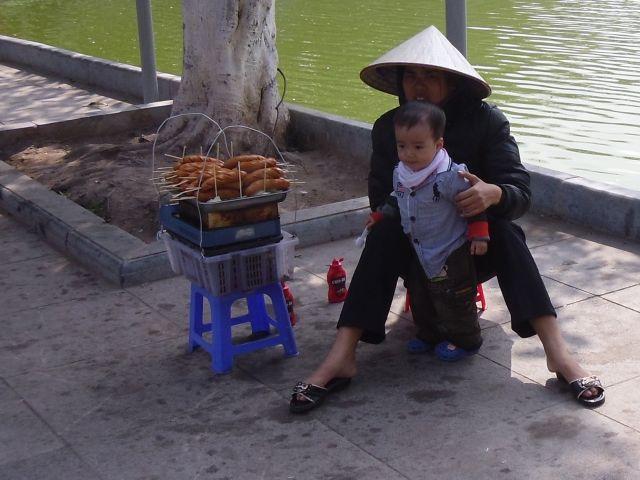 Zdjęcia: Hanoi, Hanoi, Fast food made in Vietnam, WIETNAM