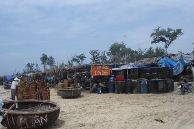 Zdjęcia: Morze Południowo-chińskie, Mune, Wioska rybacka, WIETNAM